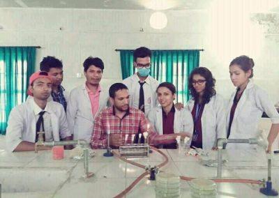 Microbiology Practical (1st Batch)