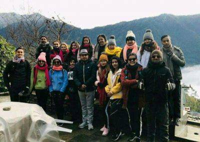 Indigenous Tour at Ghandruk (4th Batch)